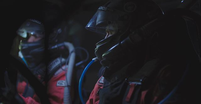 Still frame from our upcoming #baja1000 films for @toyotacanada with @canguroracing