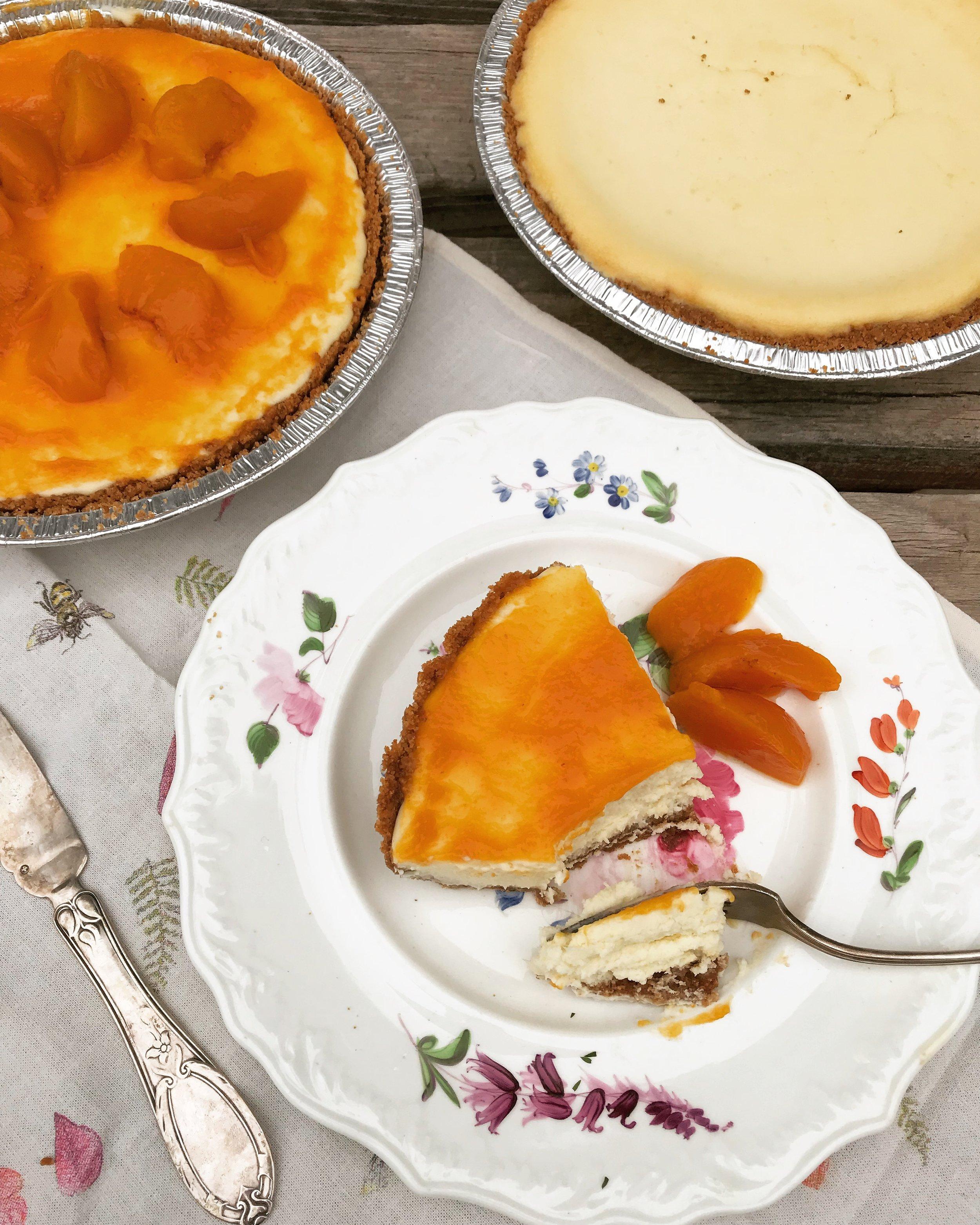 GRF Cheesecake