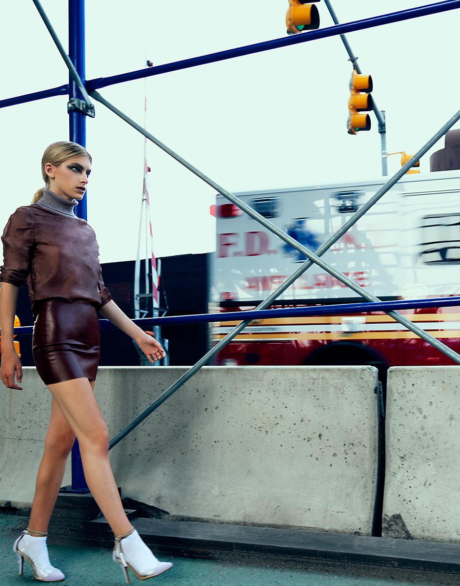 top   Sophie Andes   skirt   Juliana Horner   shoes   Juliana Horner