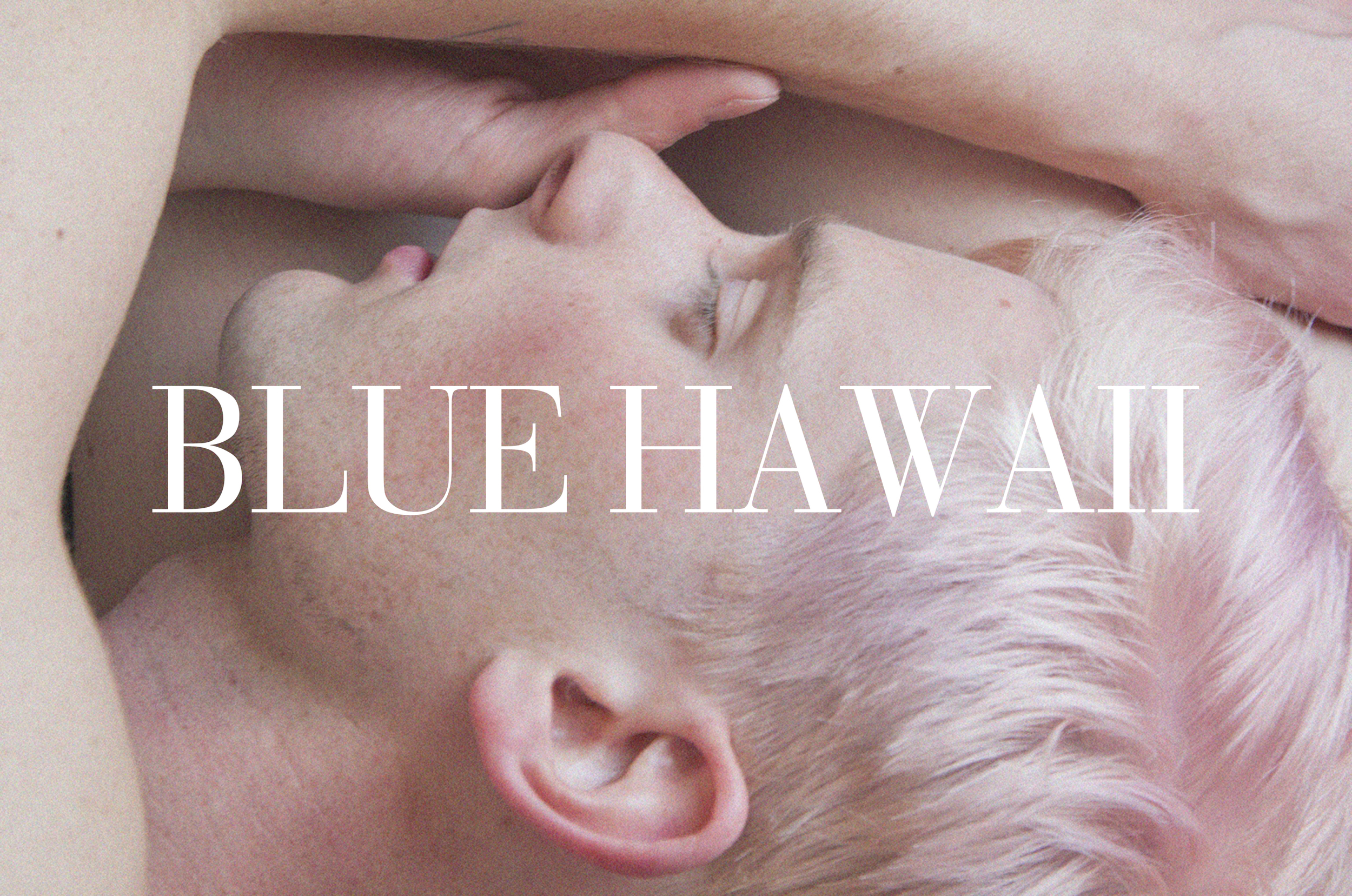 """MUSIC  Blue Hawaii is an ethereal reverie soaked in aquamarine hues. We chat with Alex """"Agor"""" Cowan about the band's  Agor Edits (Mixtape) 9-track release."""