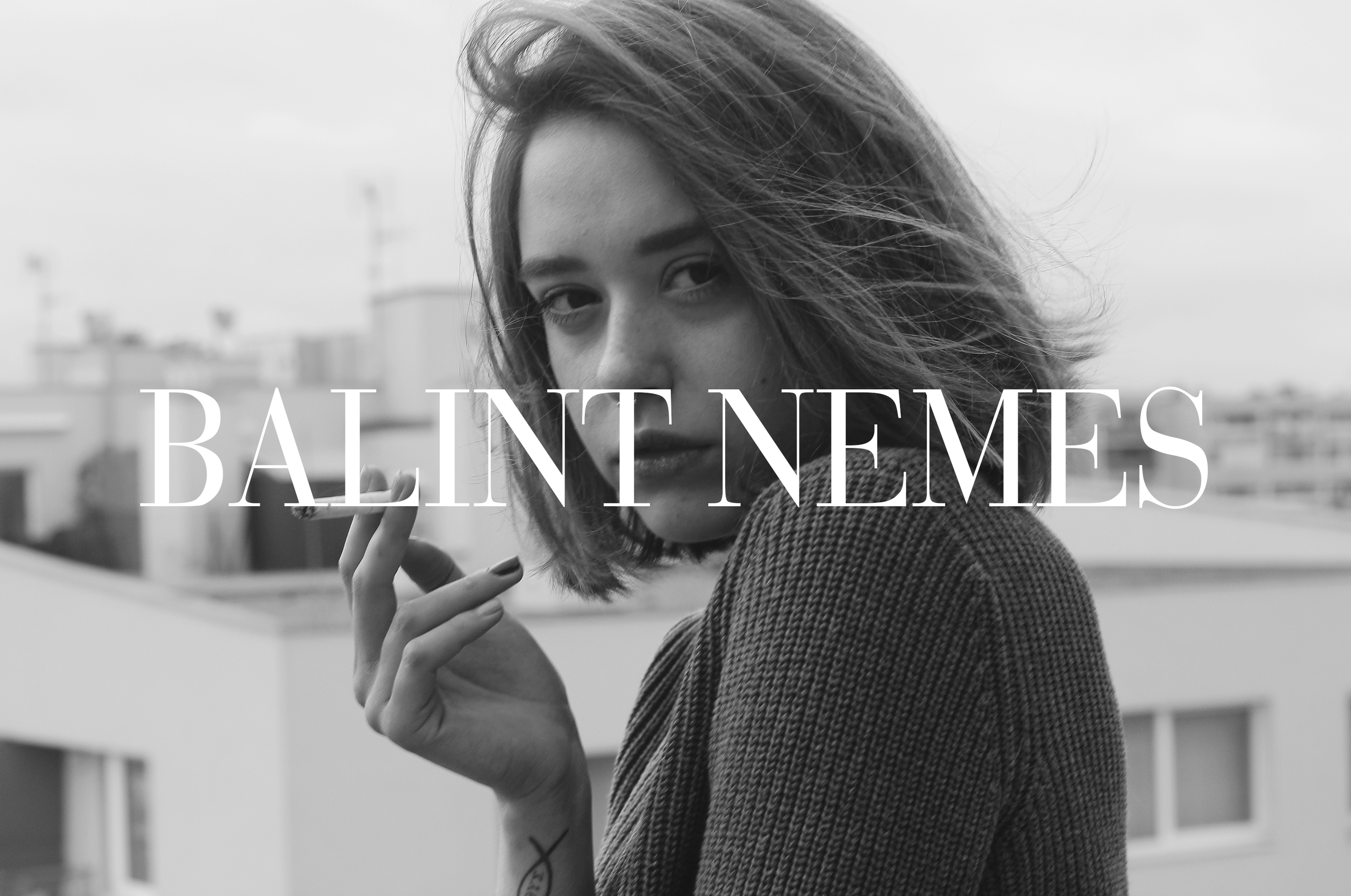 FASHION  Prague-based photographer Balint Nemes spends an afternoon with model, Diana. Capturing the carefree moments of hisKazakhstani muse, a sensual narrativeis shared.