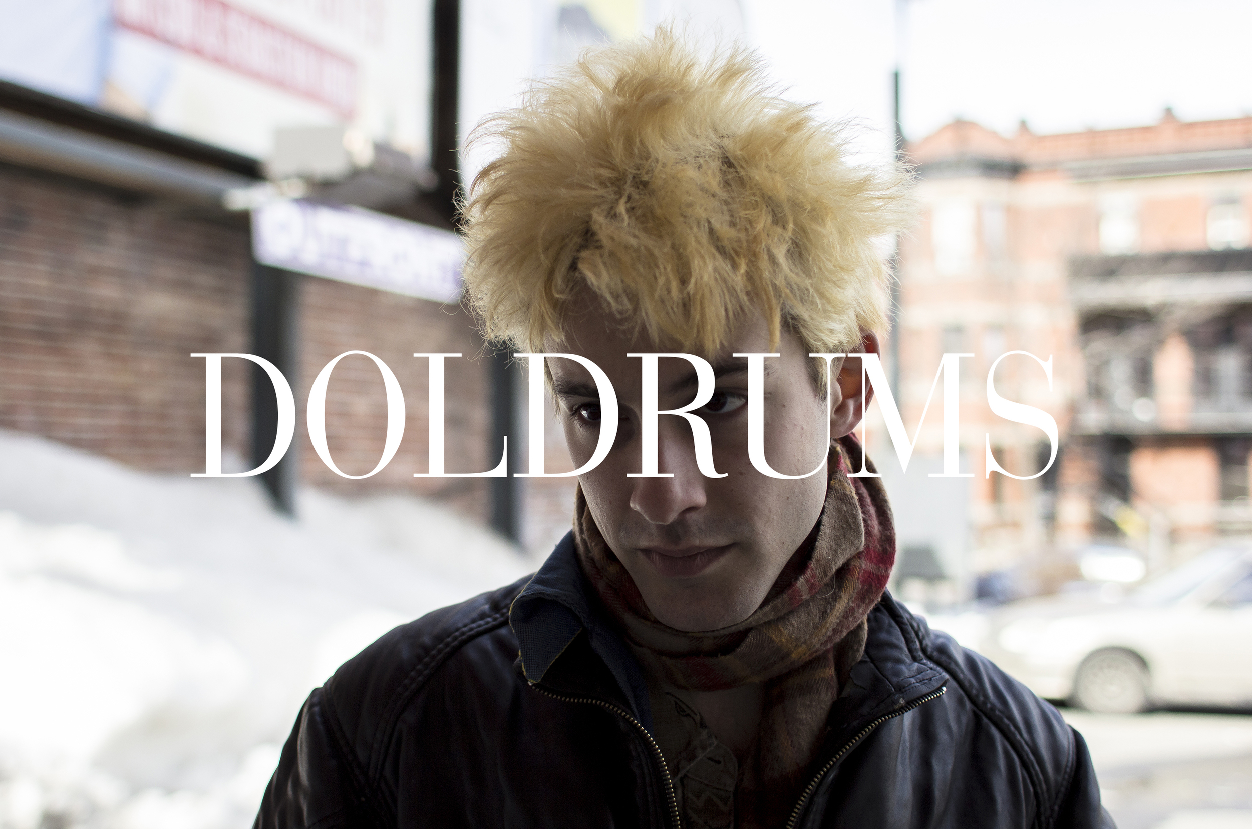 """MUSIC  With their new album,  The Air Conditioned Nightmare,  Montreal-based Doldrums explores a """"dreamy, cool, and scary world."""" We chat with Airick Woodhead of Doldrumsabout what inspired the dystopian record."""