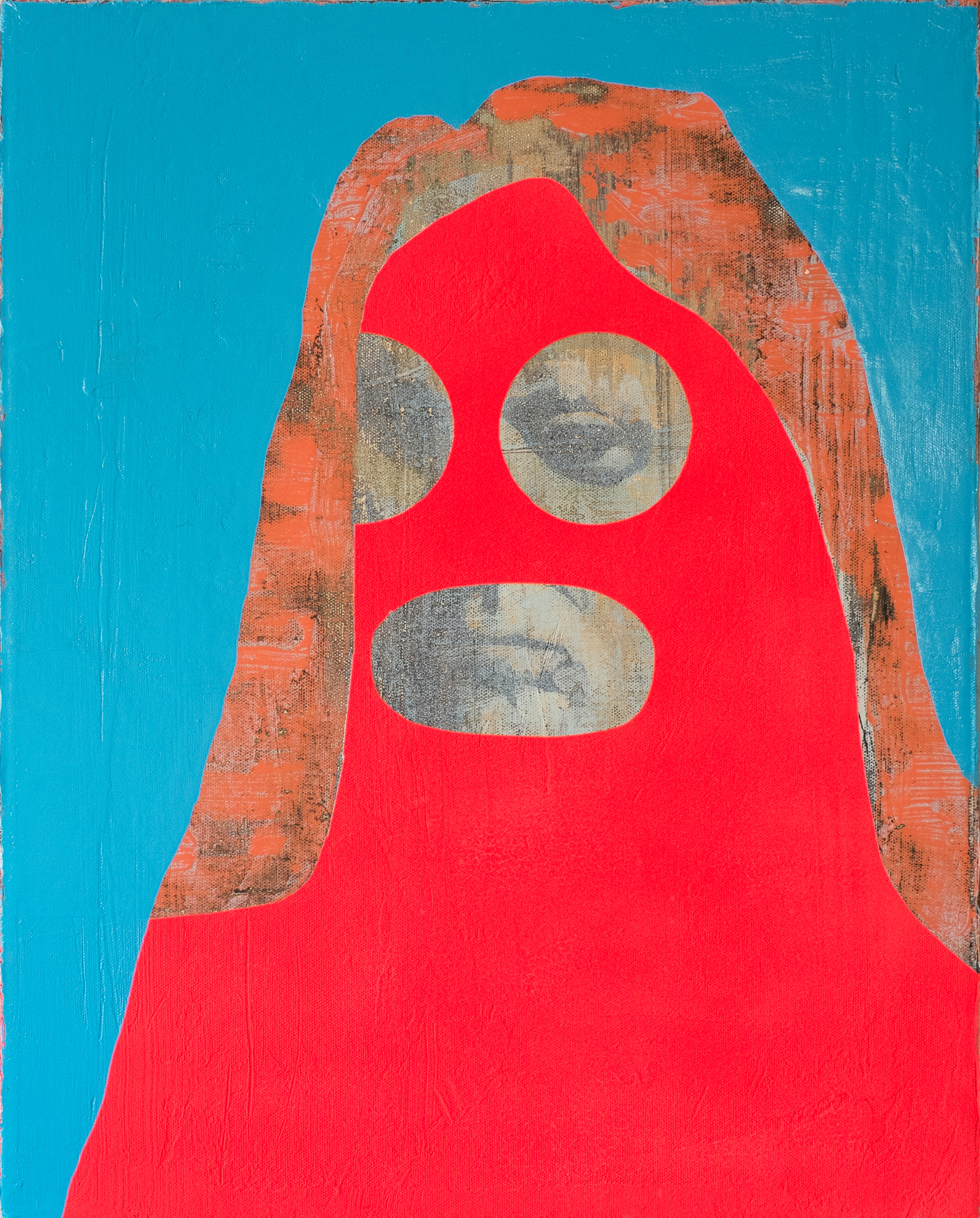 Mask of Confidence , Michael Reeder.