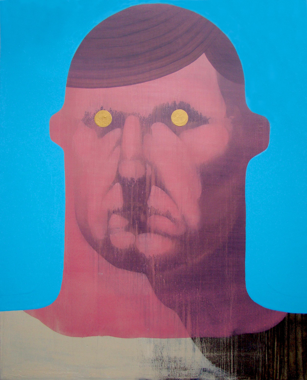 Gold Dust Blinds The Eyes , Michael Reeder.