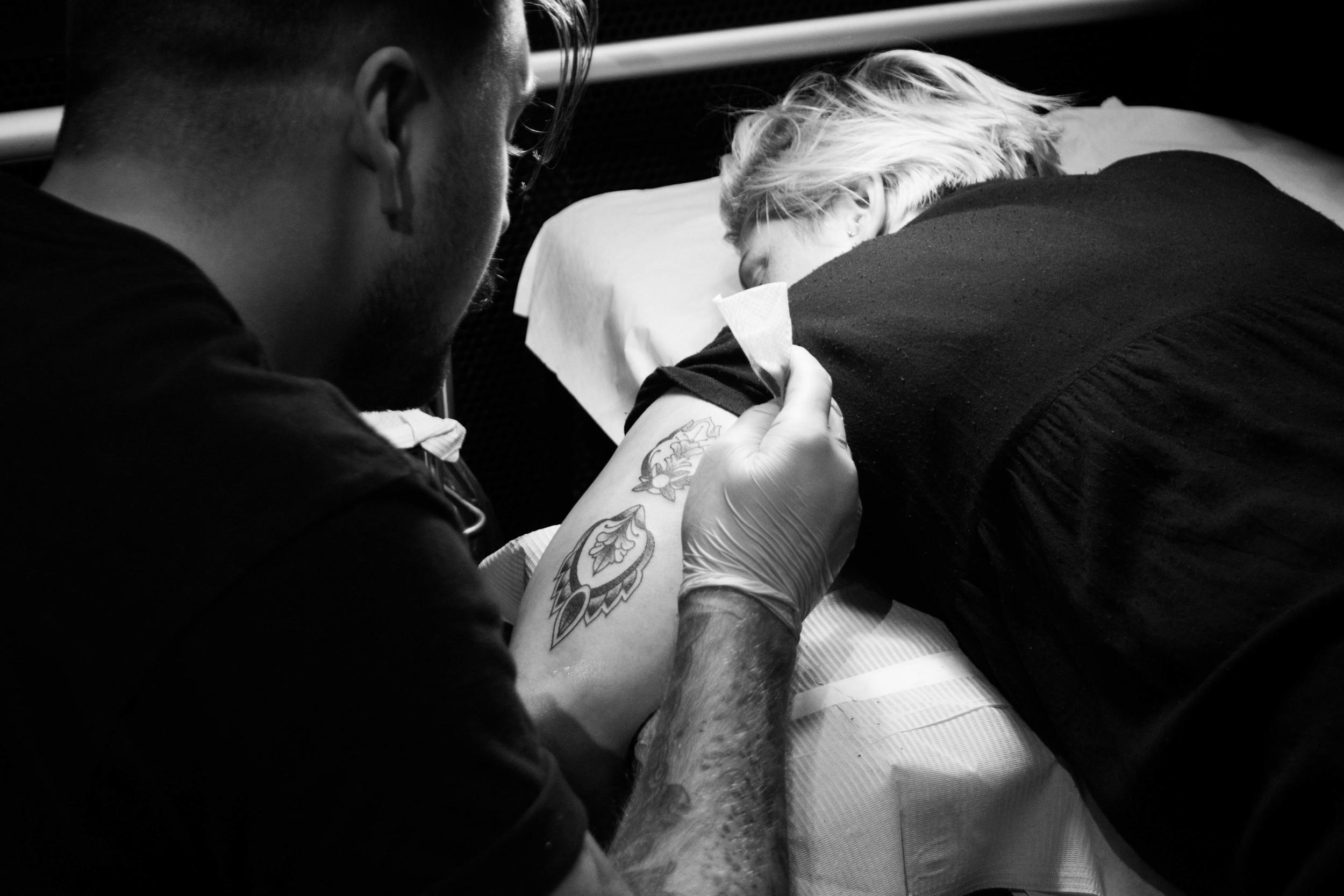 Baily Howatt , Funhouse Tattoo | IG:  @bailyhowatt