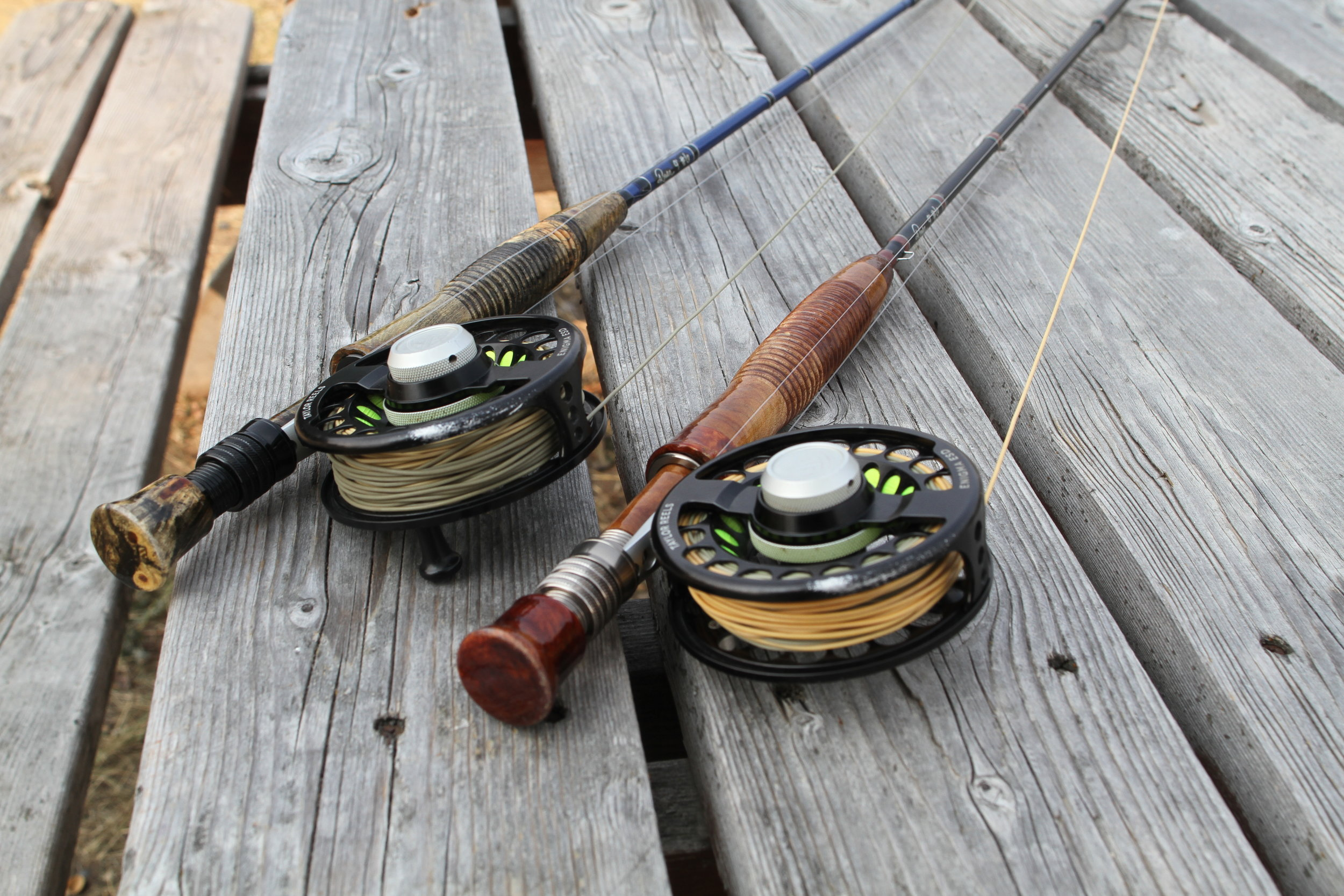 Start building your custom rod.