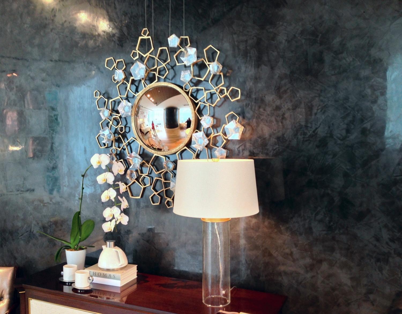 Stucco for wall Raffaello Decor Polished Stucco Oikos by Italian Design Center pte ltd in Singapore