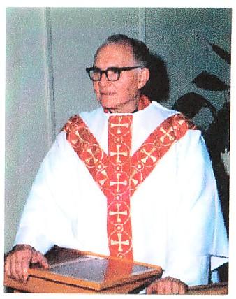 Pr. Peter Schroder 1955-1956