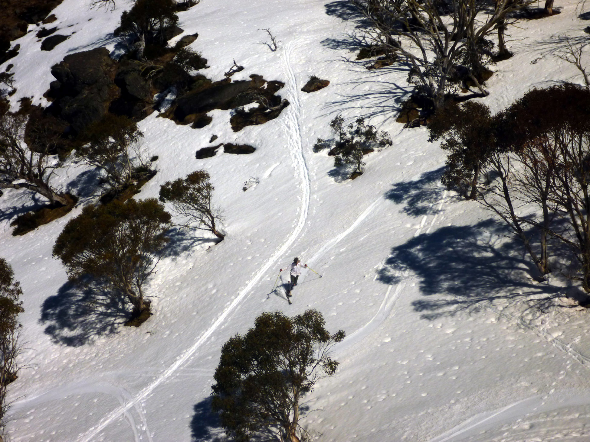 Snowsports - In winter, Glen Wills can be a great base for heading up into the mountains for snowsports.