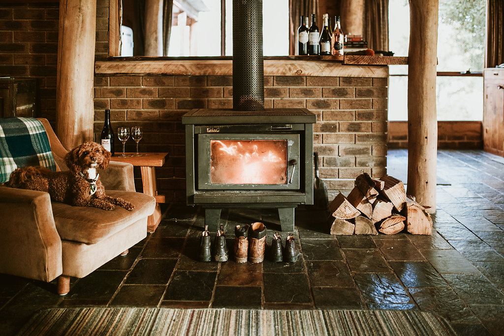 Warm and Cosy Living Space - Snuggle up by the fire on the comfy couches, play boardgames or read a book. Gather around the long table for lazy lunches and feast dinners after working up an appetite in the fresh mountain air.