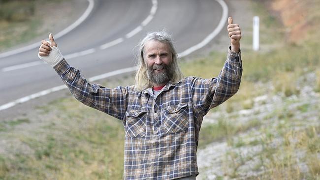 Gordon Pirie   Owner of Glen Wills Wilderness Retreat