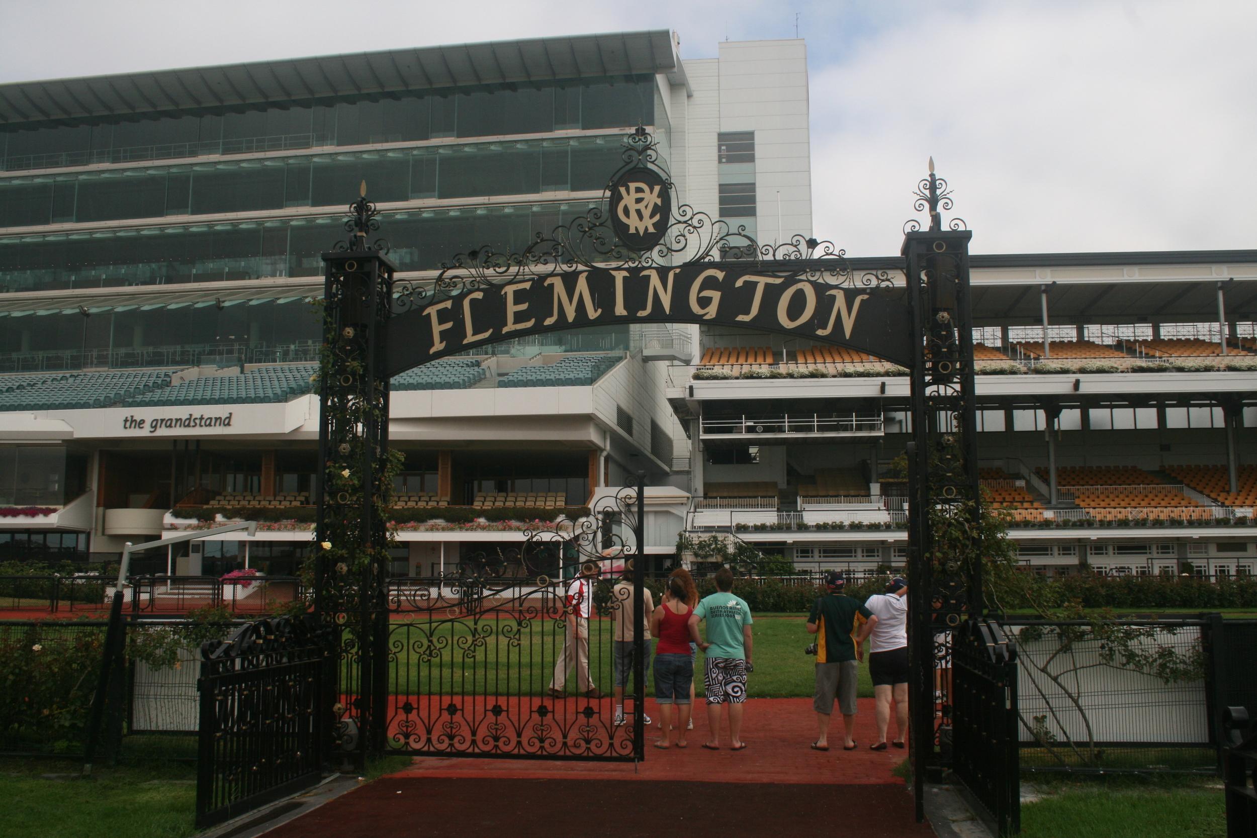 Flemington 0209 on tour.jpg