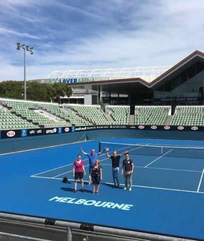 Melbourne Park, Australian Open Show Courts