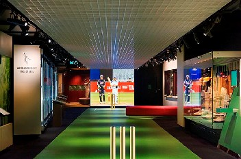 National Sports Museum, MCG Cricket Pitch