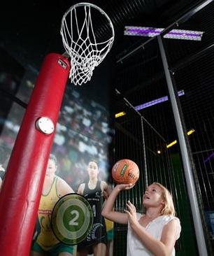 National Sports Museum netball