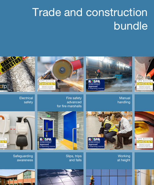 Trade and Construction Bundle     12 courses  for only  £35 +VAT
