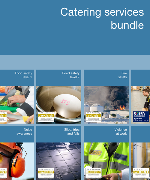 Catering Services Bundle     8 courses  for only  £25 +VAT