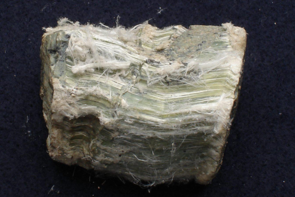 Chrysotile - A form of Asbestos