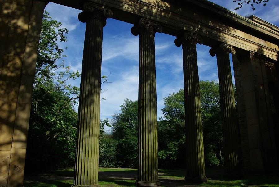 Bank of England Pillars