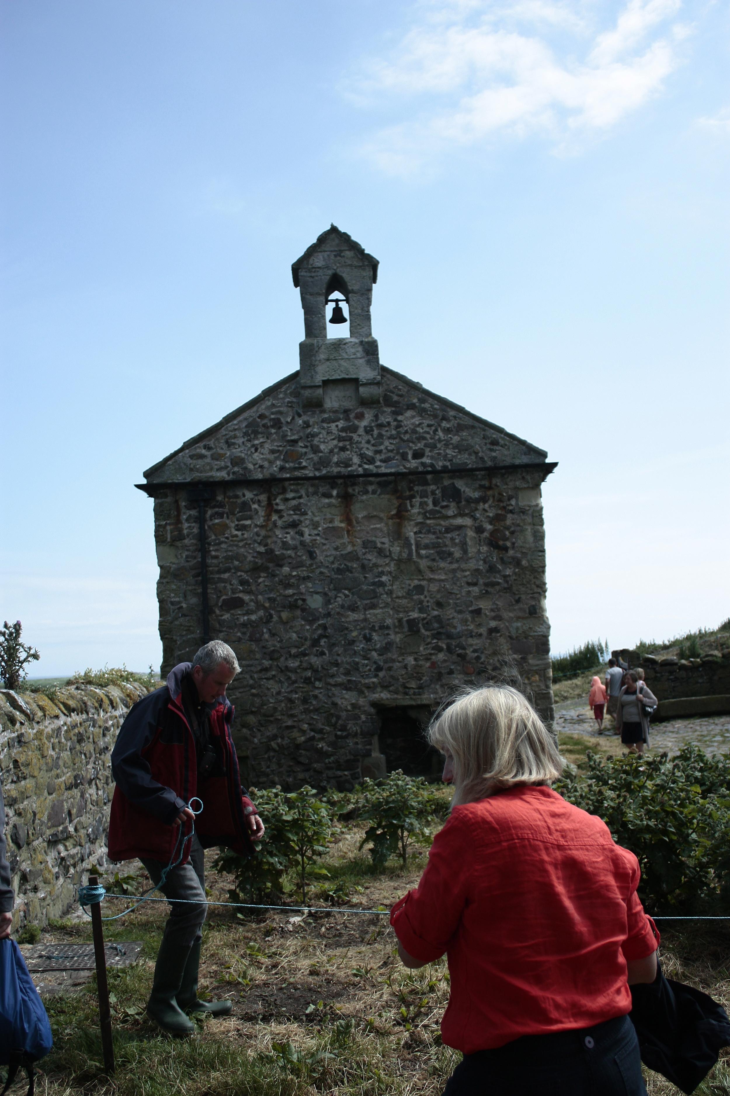 Chapel Exterior 1