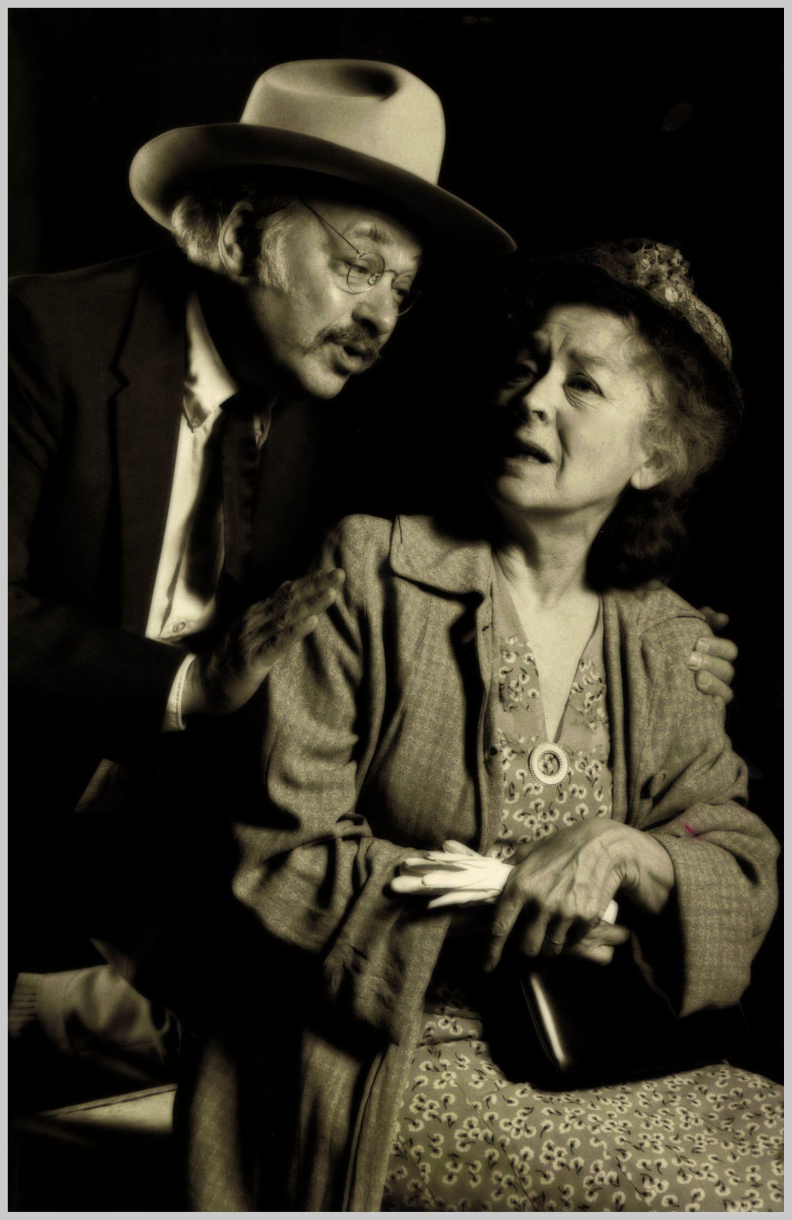 Reuben & Dorothy Silver.    A TRIP TO BOUNTIFUL.