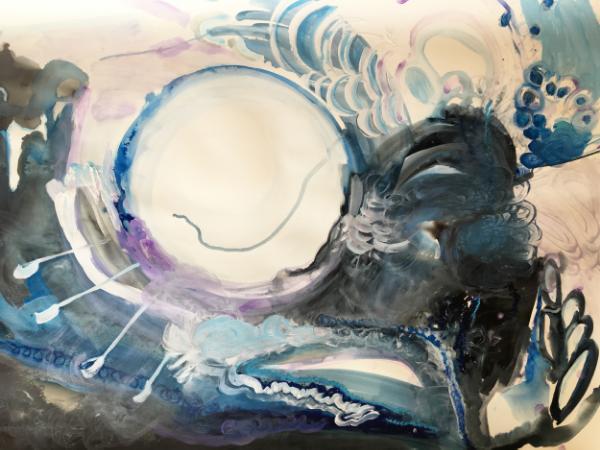 Art Show at Blue Ova: 'Spring to Life'