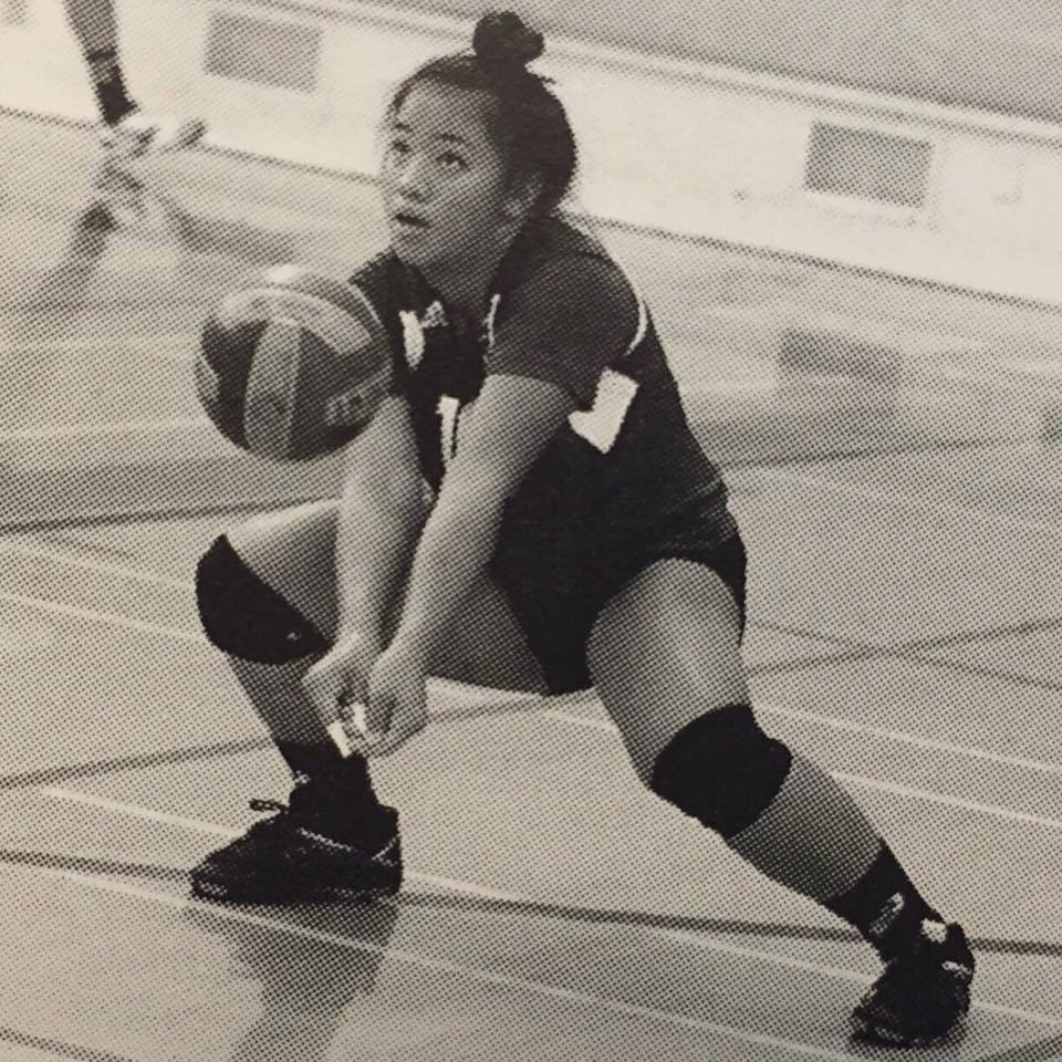 Frances Camandang seen here playing for LB Poly High School was a 2 time 1st team all league selection and a 3 time Club MVP. Frances will be attending and playing for UC Riverside in the Fall.