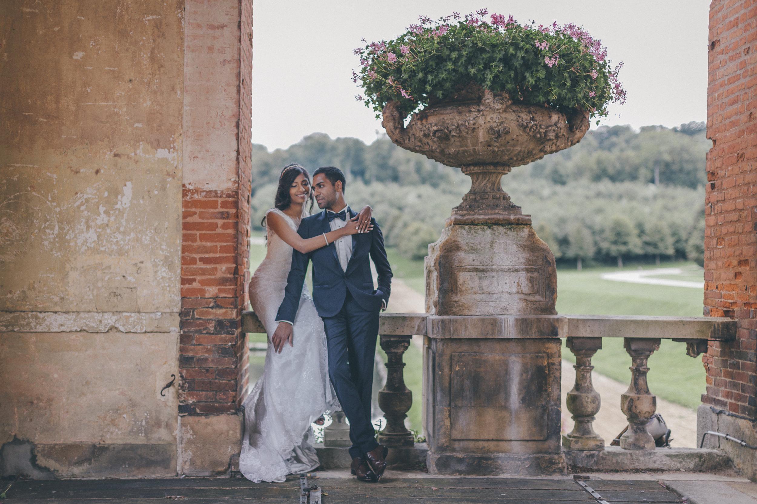 Oumou & Rizvan - Wedding in France