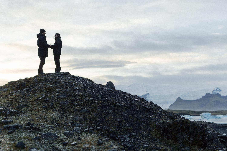 Iceland adventure - Elopement in Iceland