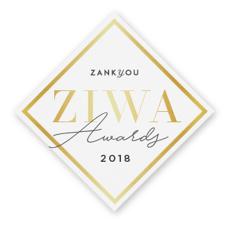 Zankyou International Award 2018