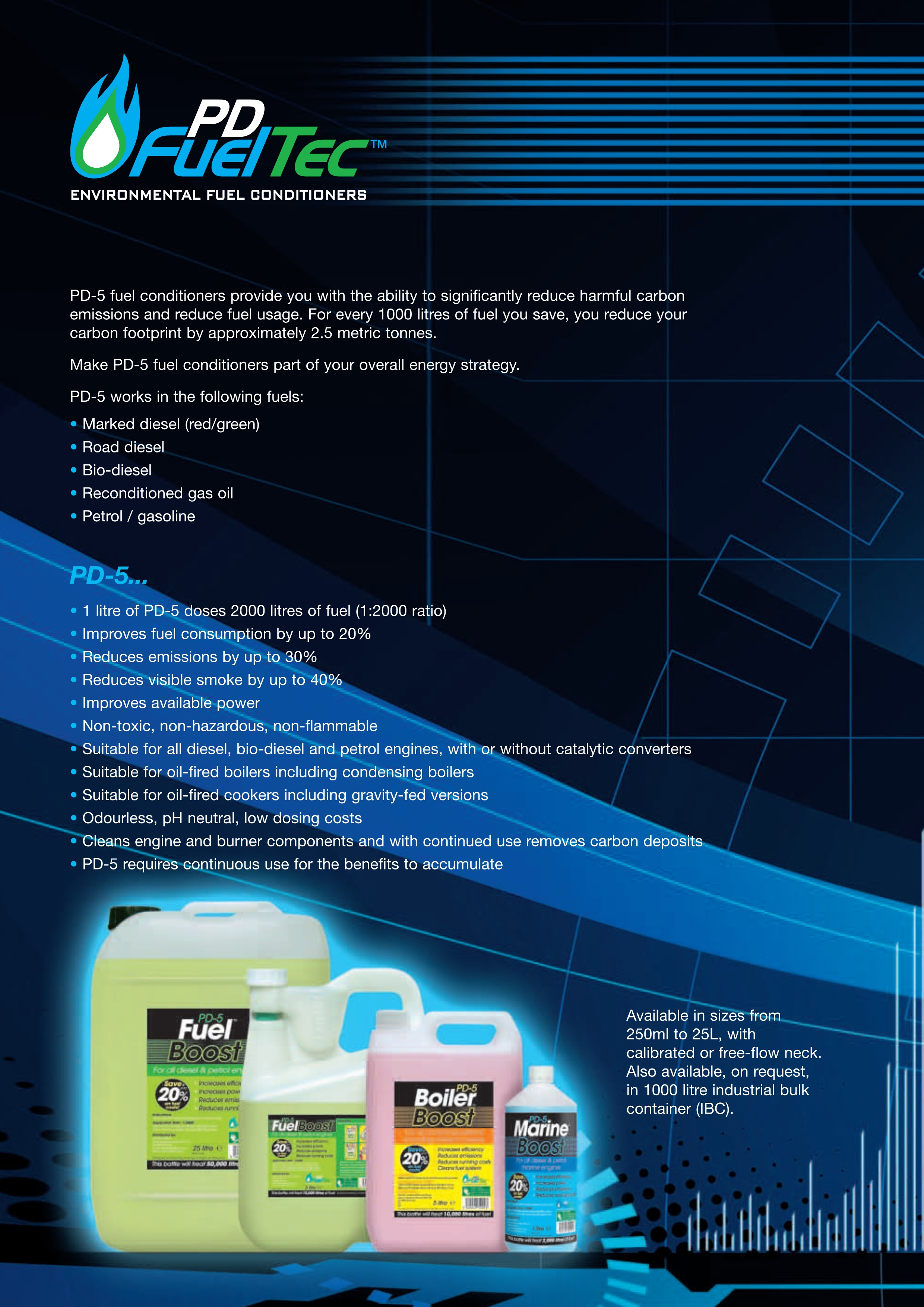 PD-5 Brochure page 2