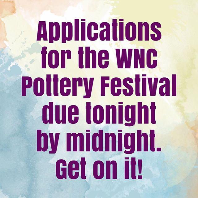 www.wncpotteryfestival.com