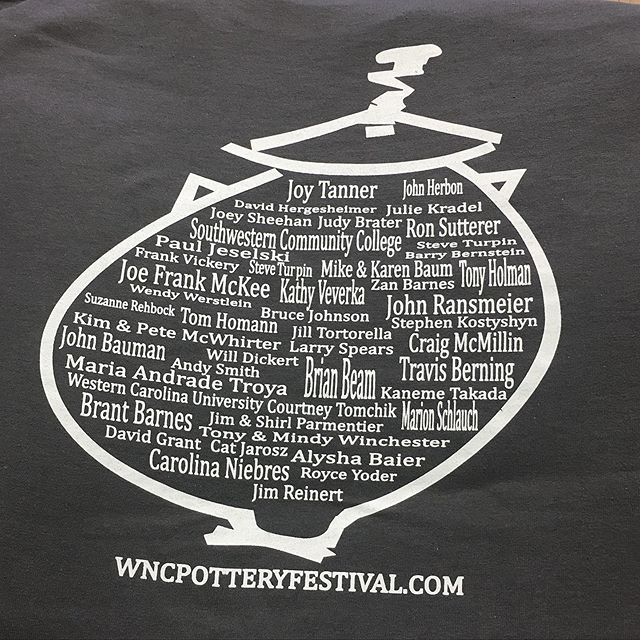 2019 festival T-shirt's are here!  Don't forget to get yours