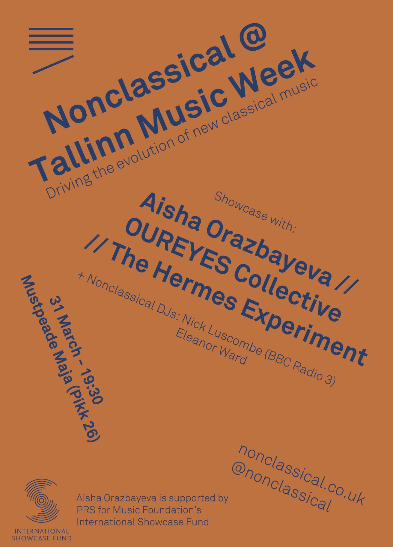 Nonclassical at Tallinn Music Week