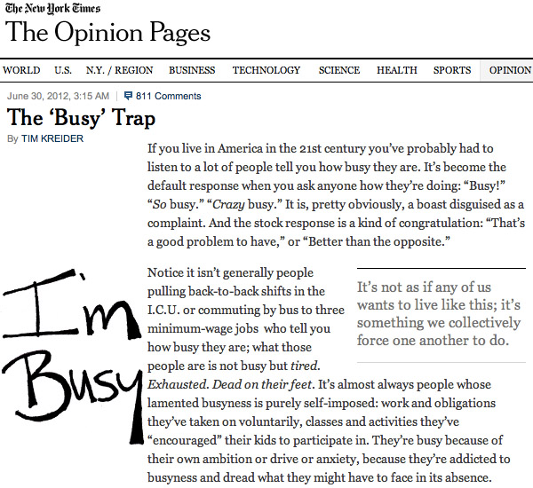 20120703_The Busy Trap.jpg
