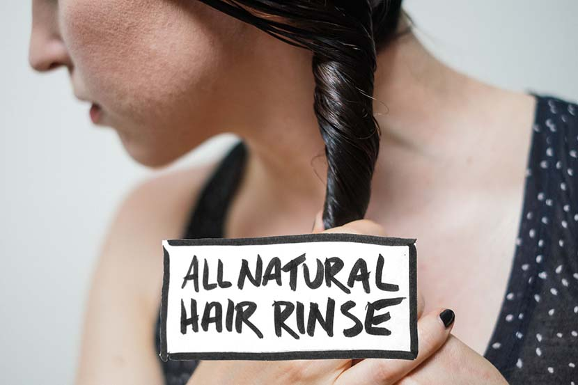 diy natural hair rinse apple cider vinegar hair rinse