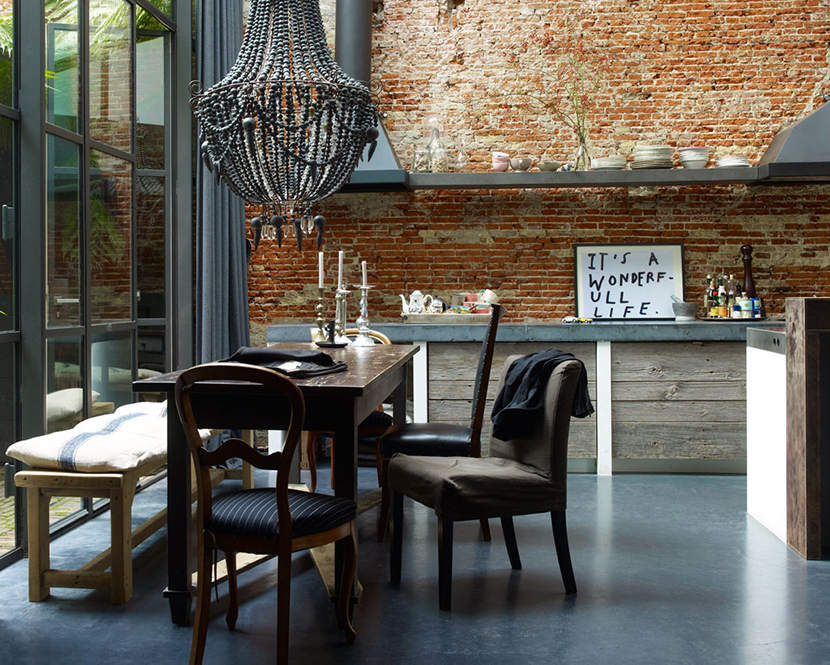 Marius Haverkamp warehouse loft tour