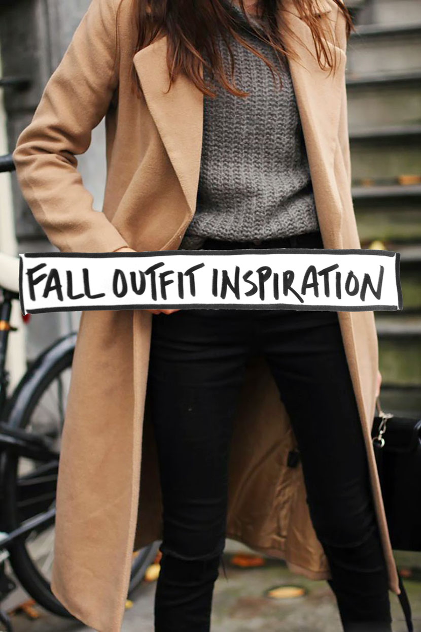 top fall winter fashion street style
