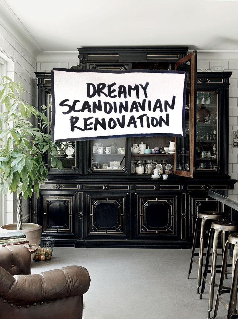scandinavian home tour  malin persson