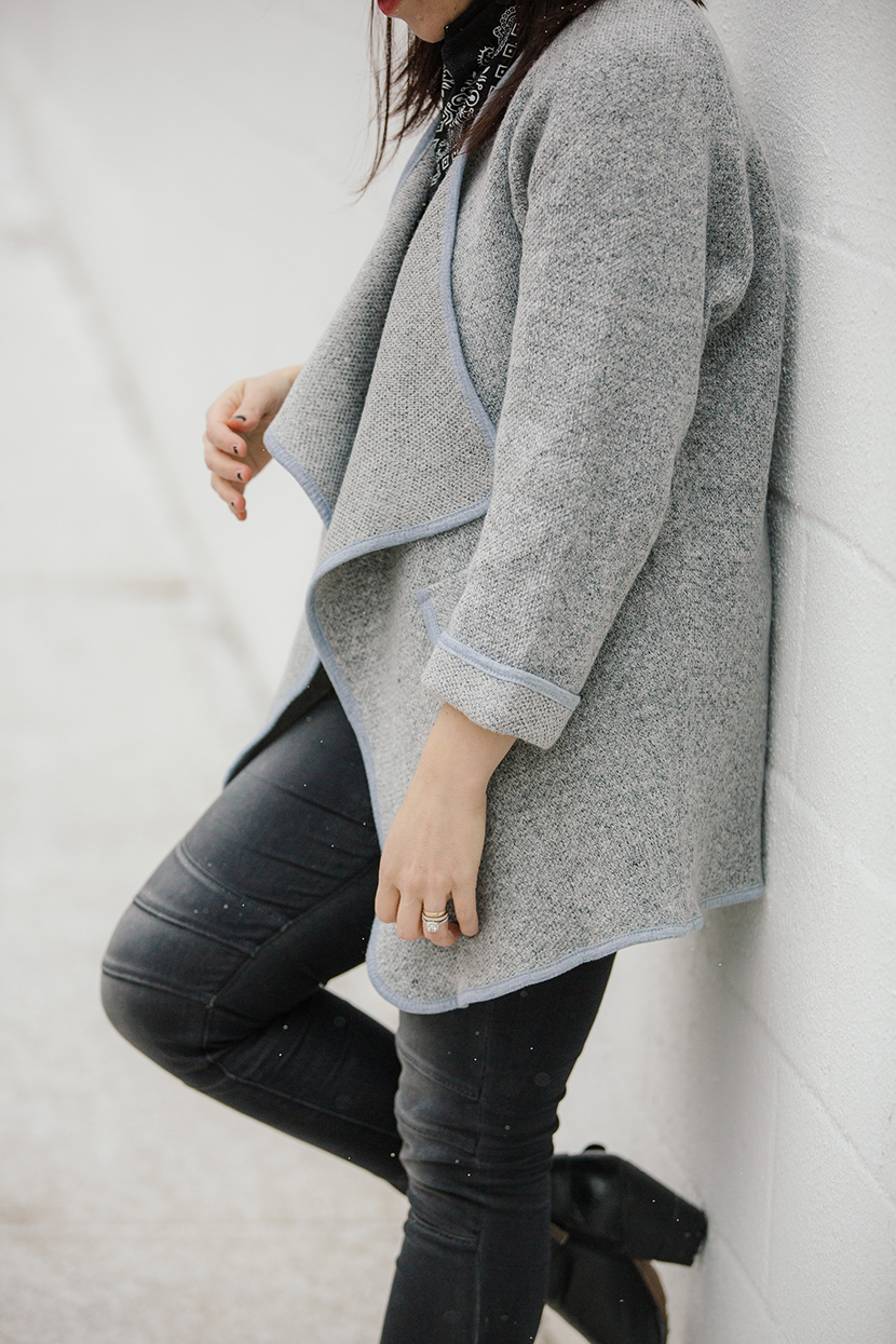 bandana scarf outfit