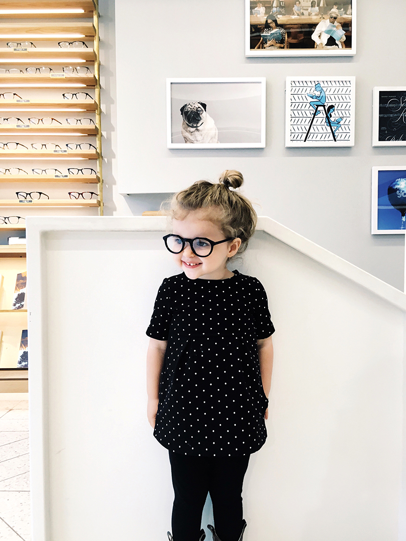 warby parker kids with glasses