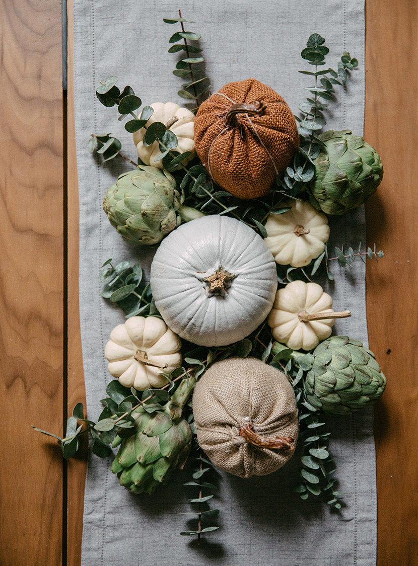 thanksgiving table decoration easy