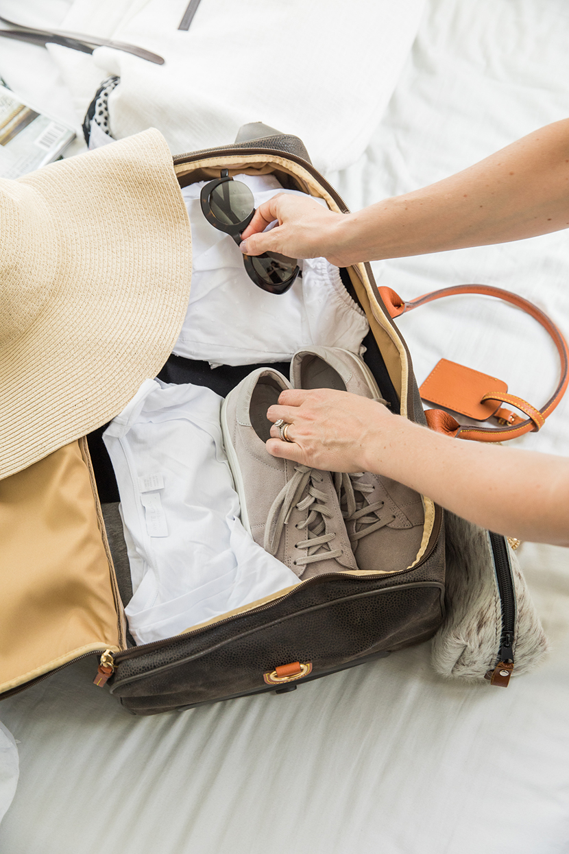 mom travel essentials