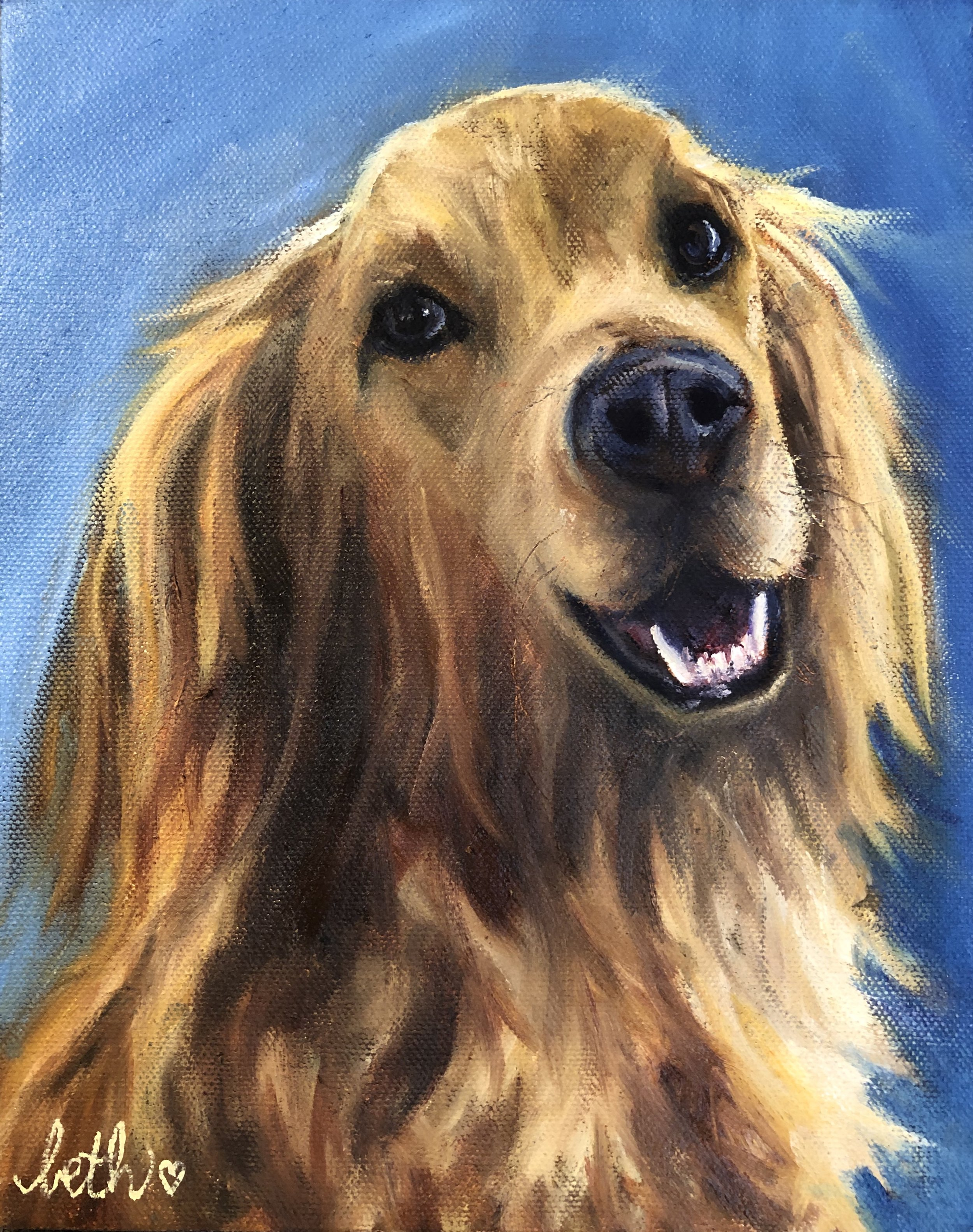 Pet portraits - Custom pet portraits available. See examples of previous commissions by clicking below.