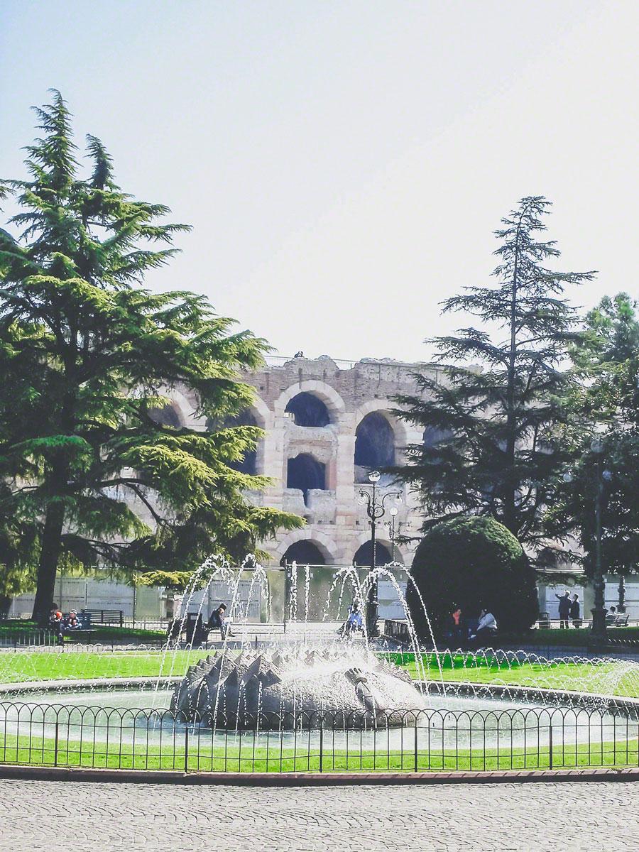 Arena di Verona - Roman amphitheatre