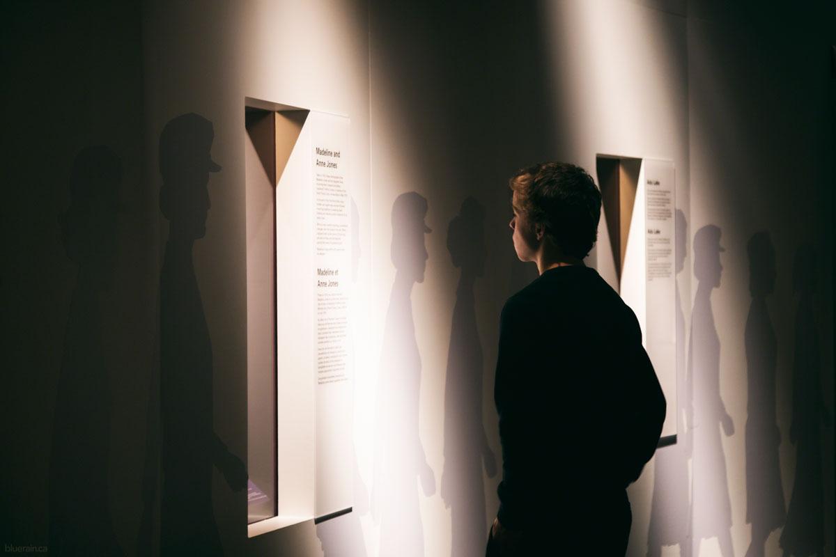 World War Women exhibit