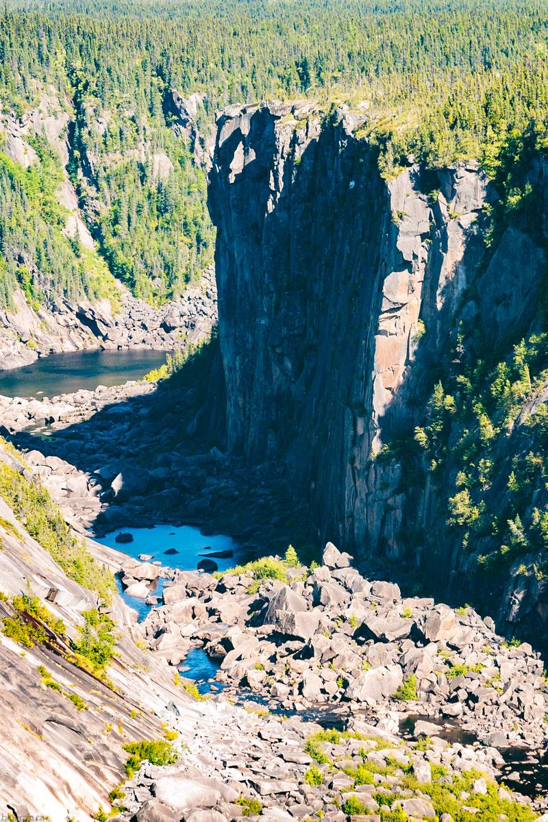 cliff-river-trees-churchill-falls-labrador
