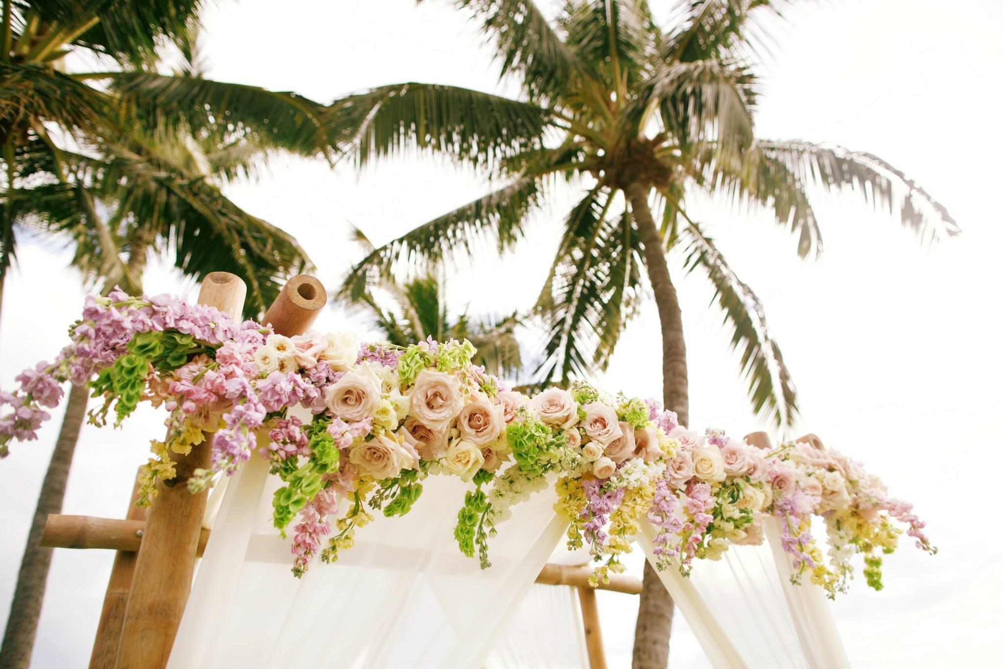 Anna Kim Photography: White Orchid Wedding beach house