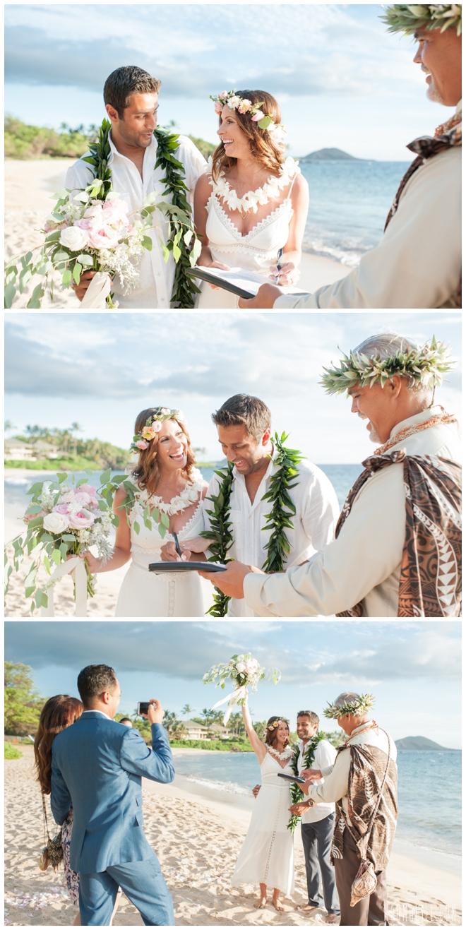 Simple Maui Weddings