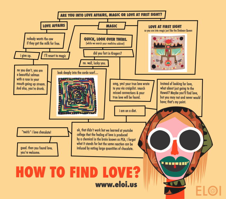 ELOI will help you find love